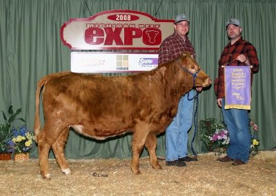 Res Beefalo F2008